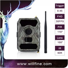 940nm wide angle hunting 3g sms mms wholesale 12mp digital cellular game wireless trail camera with 3g mms