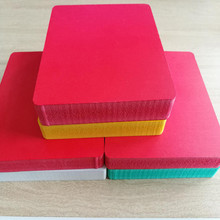 Glossy high density China fireproof foam board for sale