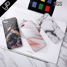Wholesale fashionable starry sky marble printed water proof mobile cell phone case