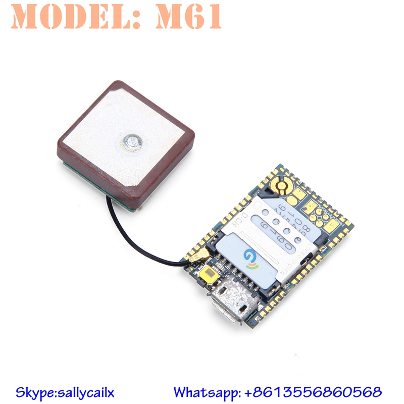 Smallest size mini gps tracker board m61 welcome to customize your own gps tracker