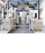 BALING MACHINE FOR PAPER FOR SCRAP ETC