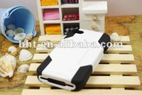 PC & Silicone Hybrid Case for telephone