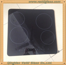 hot sale kitchen appliance 4mm cooktop glass ceramic covers cooking plate