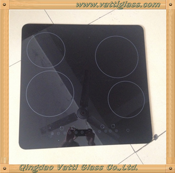 hot sale kitchen applicance 4mm cooktop glass ceramic covers cooking plate
