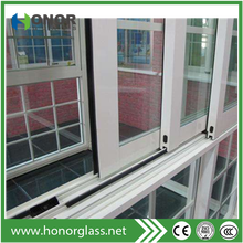 aluminum extrusion profiles door & window Aluminum Alloy Frame Material aluminium windows and doors