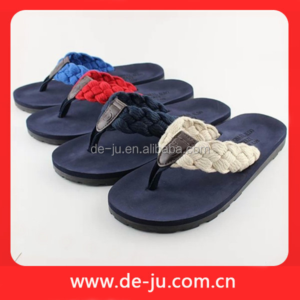 Men Nude Beach Fashion Sandal Slipper