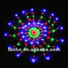 Colorful RGB Net 120 LED Light For Christmas Party Wedding US Plug 110V