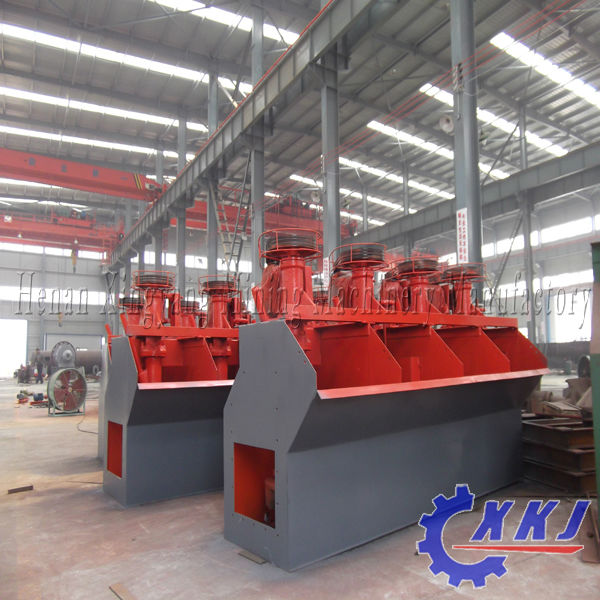 BF/SF series Flotation Cell machine,copper ore air flotation machine sales in Africa