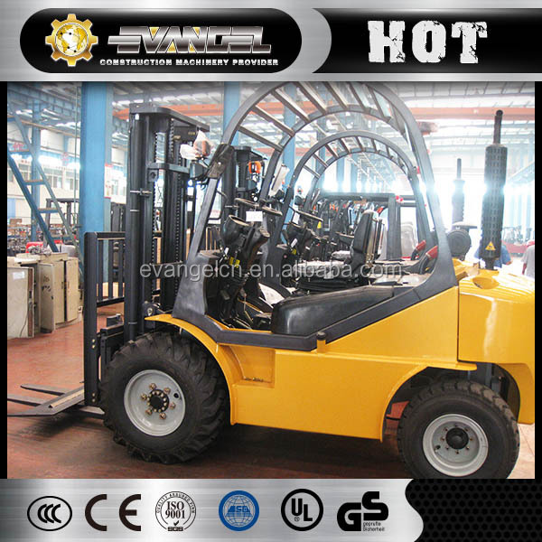 heli brand k series 3t i.c. counter balanced forklift trucks