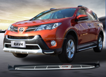 high quality running board for RAV4 (2013)