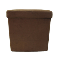 Perfect Size Specialty Foldable Storage Stool