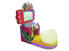 Fire car kids riding educational game coin machine kiddie game