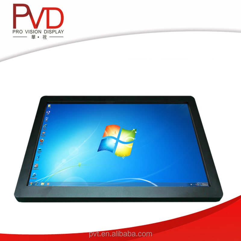 "19 "" Professional production excellent quality information touch screen"