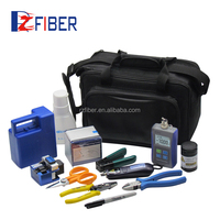 FTTH Fiber Optic Cable Construction Kits Cable Fusion Splicing /Splice Tools Kits Price India