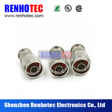 Long-term Supply Vertical N Male Connectors to SO239 UHF Female Adapter