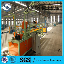 Professional fully automatic chain link fence machine/fabricated wire mesh production line with high quality