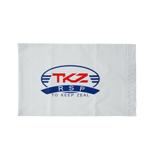 custom logo shipping decorative plastic courier grey mailing bags