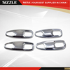 ABS Chrome Door Handle Bowl Cover For Toyota Land Cruiser Prado FJ150 2014