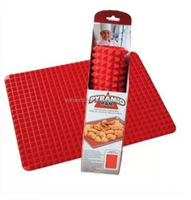 non-stick silicone baking mat set,wholesale silicone baking mat,paper tray liners