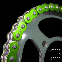 High quality chain for off road bike made in JAPAN