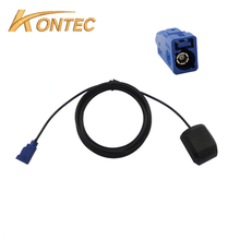 GPS antenna with powerful magnet and can easy to install