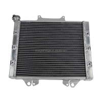 Hot selling for KAWASAKI Kawasaki Ninja 650R EX650 06 07 08 ATV radiator