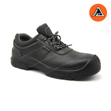 men safety shoes industrial safety shoes low cut buffalo leather safety shoes ITEM#JZY1201S2