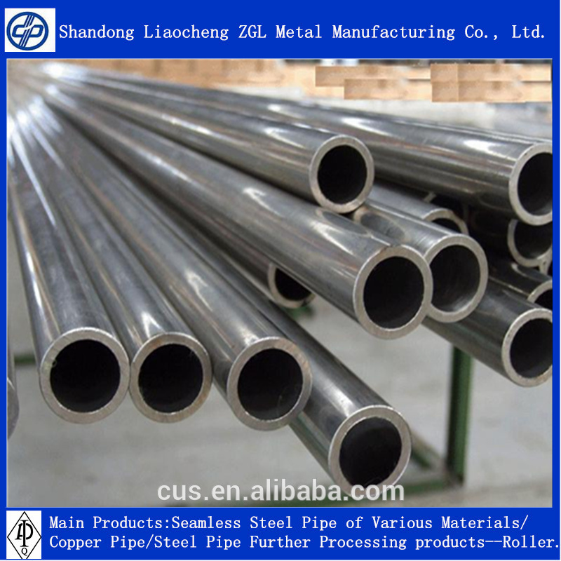 High quality custom hollow hexagonal stainless steel pipe