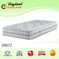 perfect home furniture 3d spacer fabric mattress (D072)