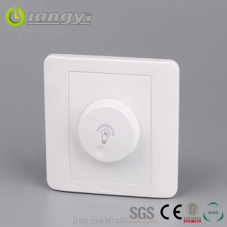 Luxurious Top Selling Eco-Friendly Save Power 1000W Energy Saving Wall Dimmer Switch Brand