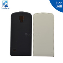Mix colors Ultra Slim Flip leather back cover for Samsung Galaxy S4 mini