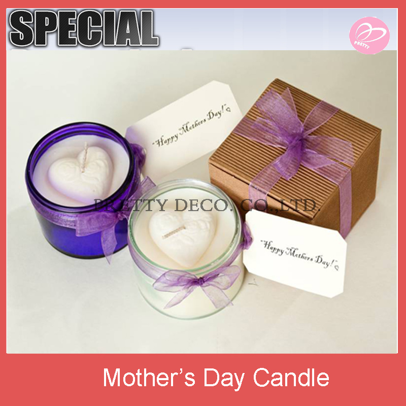 Original berry liscious scented mothers day candle