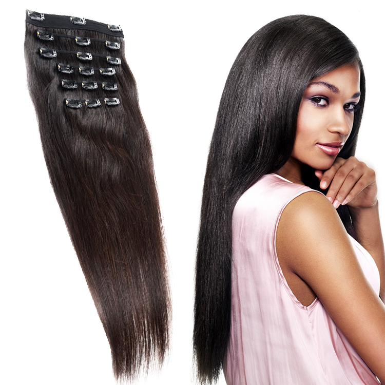 Kbl Excellent Easy 40 Inch Hair Extensions Clip Inclip In Human