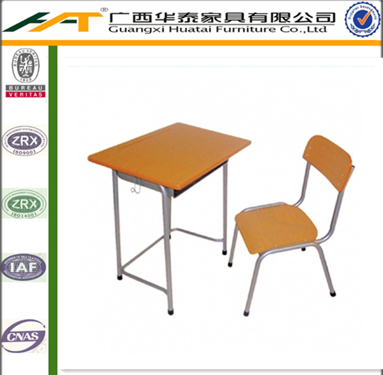 Comfortable School Student Single Desk Chairs Used School Desk Chair