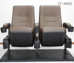 theater chair cinema VIP chair with cup-holder theater chair cinema