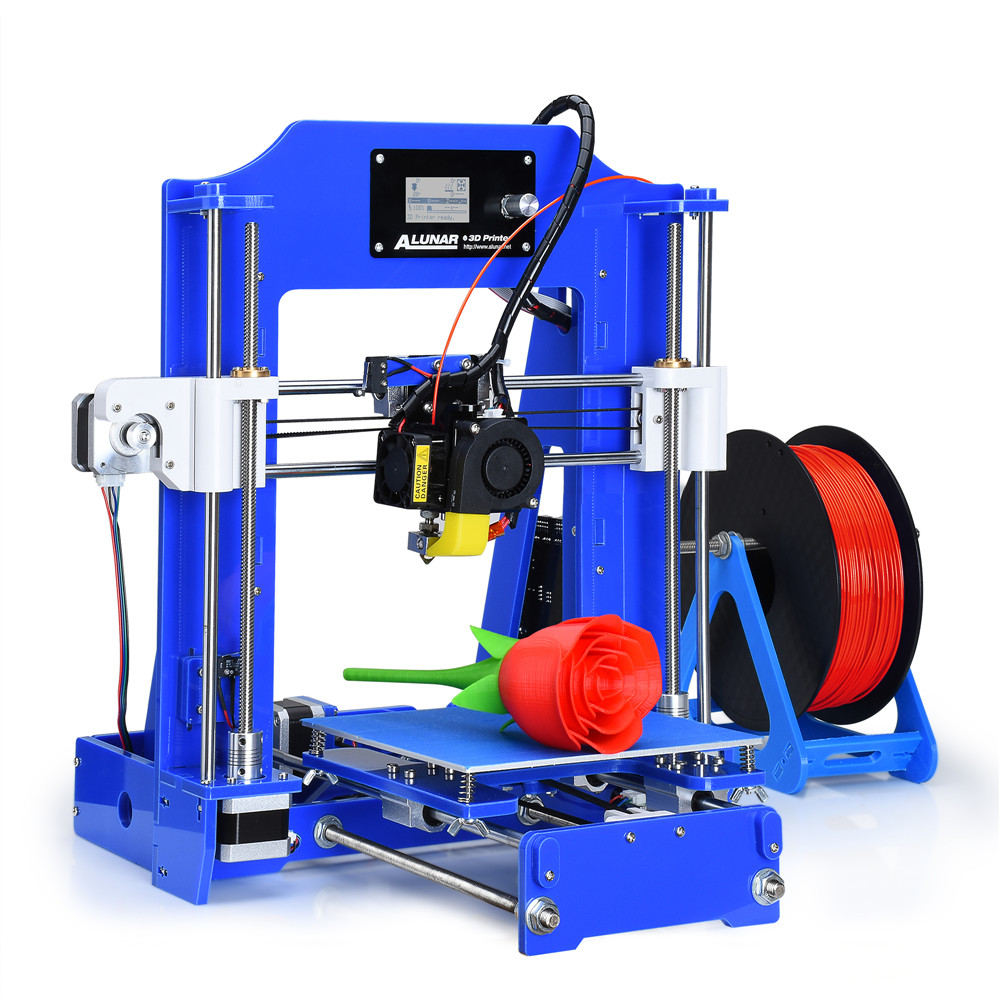Hot sale ALUNAR Easy to Use 3d printing creality cr 10 large printer 300 Works with ABS and PLA filament