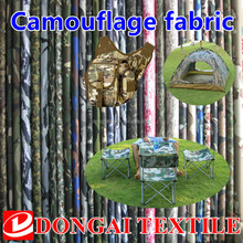 600D 1680D Cordura rip stop army military camouflage fabric