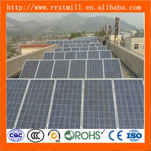 best price 60 cell solar photovoltaic module solar pv fixing system