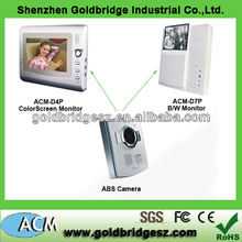 Popular 7 Inch Color Handsfree video door phone commax sip video door phone