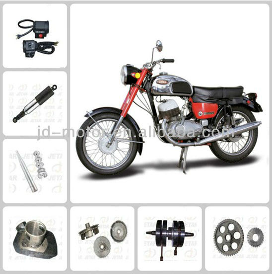 excellent quality jawa IZH motorcycle parts