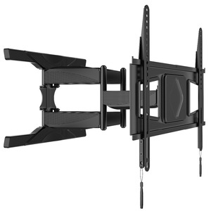 Peacemounts SPD600 Articulating Full Motion Multi Position TV Tilt Swivel Wall Mount for LCD Flat Panel Screen (32-60 inches)