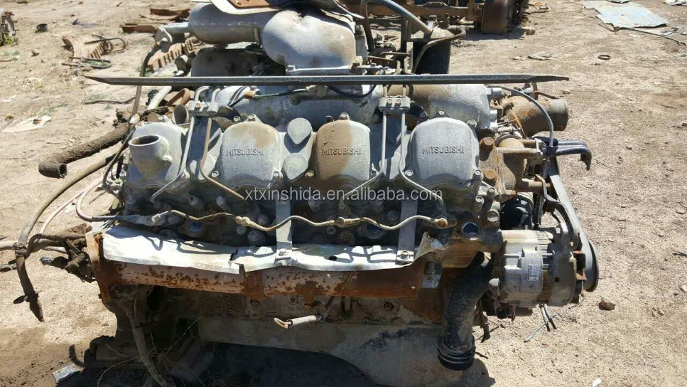 Used FUSO Truck Parts