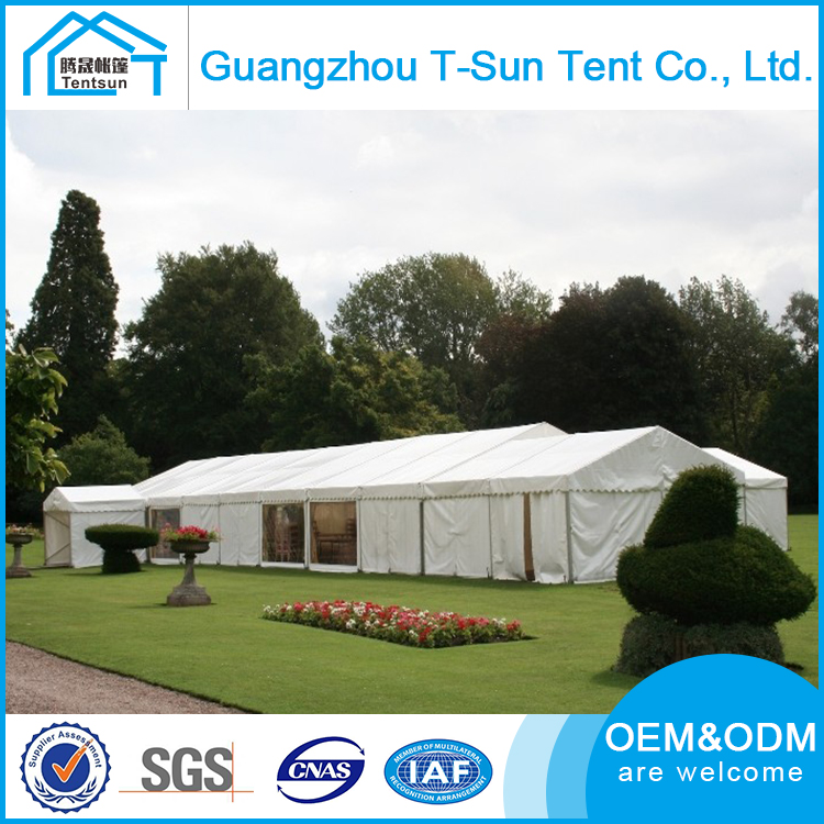 OEM ODM service Wholesale Customized Color Marquee Party Wedding Tent Outdoor Party House