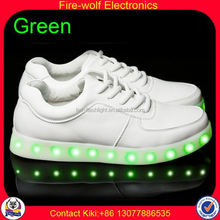 2012 Hot Shoes Factory led luminous shoes for dancer