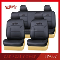 2015 Wholesale Toyota Corolla Waterproof and Breathable Leather Car Seat Cover 4 colors