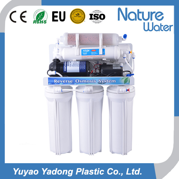 hot!!!nature <strong>water</strong> 6 stage under sink household <strong>water</strong> purifier <strong>system</strong> for home use