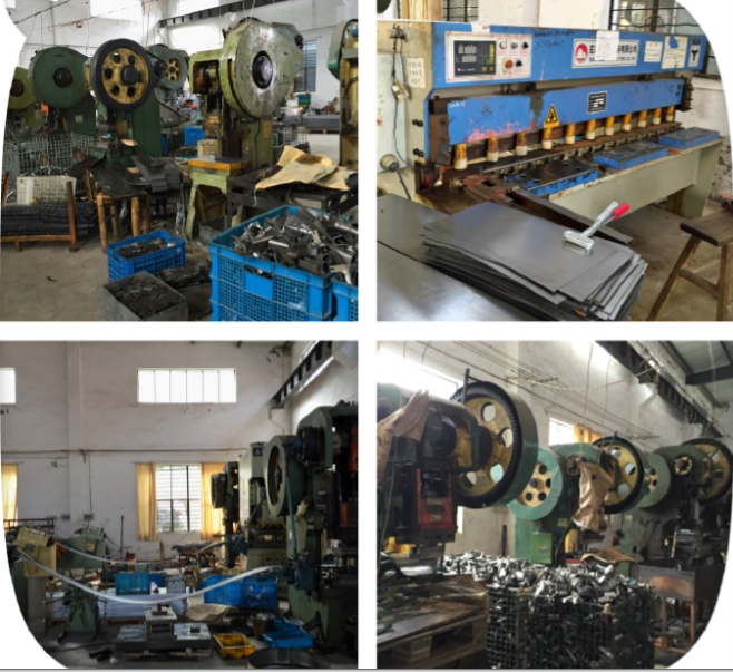 metal stamping presses ,punch parts,stamping sheet metal parts producer from Ningbo Ronda