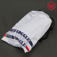 2016 wholesale custom logo print microfiber sunglasses pouch