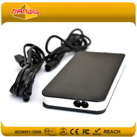 Big Discount Slim Dedicated Laptop Adapter With USB 5V1A