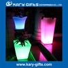 RGB Garden LED Lighting Planter LED Glowing Flower Pot